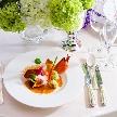 ホテル・アゴーラ リージェンシー堺:【堺市・岸和田市在住者限定特典付き】一皿コース試食体験フェア