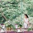 FOREST TERRACE 明治神宮:【60分で結婚式に関する不安を解消♪】スマート見学会