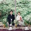FOREST TERRACE 明治神宮:【明治神宮の結婚式をイメージ!】平日のゆったり見学相談会