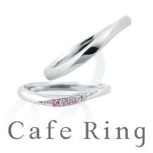 PRIVE ishikawa BRIDAL(プリベ石川 ブライダル)_~永遠のメモリー~ Cafe Ring「ローブ ドゥ マリエ」