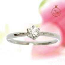 11時のTea time(11時のティータイム)_【11時のティータイム】『婚約指輪+鑑定書+ケース+水引のセットで13万5千円』