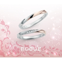 イノウエ_【均一5万円★プラチナ×ゴールドコンビ】素材もデザインも満足な指輪が登場!
