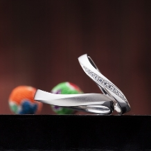 イノウエ:【IROノHAコレクション】薬指にふたりの愛をいつまでもどこまでも