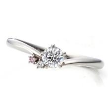 イノウエ_【ミルク&ストロベリー】一番人気のピンクダイヤモンドのデザイン☆