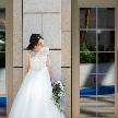 水戸プラザホテル:【平日限定フェア】洗練ホテル空間×憧れドレス試着体験