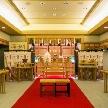 The New Hotel Kumamoto(ザ・ニューホテル熊本):【格式ある神前式を希望の花嫁に】試食付き神殿見学会