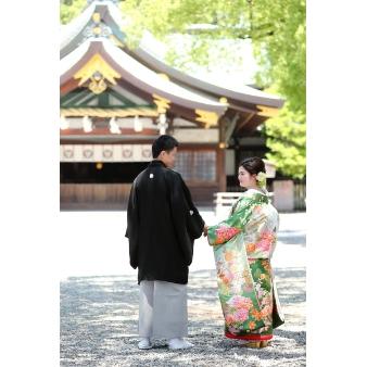 真清田神社のフェア画像