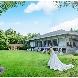迎賓館:【120名までOK】ガーデン付き邸宅×森の教会見学フェア