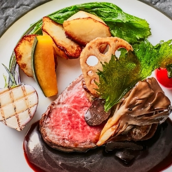 CASA FELIZ(カーサ フェリス):【料理重視のお二人へ】高級フィレ肉×旬野菜のフレンチ試食会