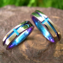 手作り指輪工房 G.festa(ジーフェスタ):【オーダーメイドチタン指輪 TITANIO(ティタニオ)】