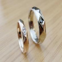G.Festa(ジーフェスタ)_【ふたりで手作り結婚指輪】作る時間も心に残る想い出に!