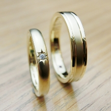 手作り指輪工房 G.festa(ジーフェスタ)_【ふたりで手作り結婚指輪】作る時間も心に残る想い出に!