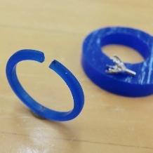 手作り指輪工房 G.festa(ジーフェスタ):【彼の手作りエンゲージリング】作る時間も心に残る想い出に!