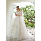 M style wedding:一つで2度素敵に!2WAYドレスでお色直しもう一回!(1362)