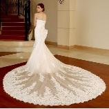 M style wedding:大人花嫁にオススメ!上品なマーメイドでワンランク上の花嫁へ