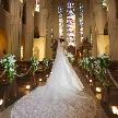 ウェディングヒル マリエール大洲:大聖堂ステンドグラス見学&300着から選ぶドレス試着フェア
