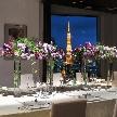 ANAインターコンチネンタルホテル東京:【3つ星スイーツ試食付】ホテル最上階での少人数パーティフェア