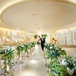 ANAインターコンチネンタルホテル東京:残2!【ホテルランチ券付】牛フィレ肉&フォアグラ試食×挙式体験