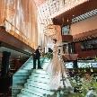 ANAインターコンチネンタルホテル東京:【ピエール・ガニェール監修お菓子付】挙式体験&ホテル全館見学