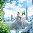 ANAインターコンチネンタルホテル東京:≪2組限定◇ホテル花嫁体験≫ドレス試着&フォトシューティング