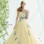 WEDDING BELL(ウェディングベル):☆英国ブランド【HARDY AMIES(ハーディエイミス)】人気のイエロー♪