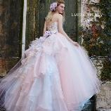 WEDDING BELL(ウェディングベル):NEWブランド【LAURA ASHLEY(ローラアシュレイ)】淡色レインボー♪