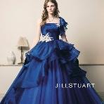 WEDDING BELL(ウェディングベル):人気ブランド【JILL STUART(ジルスチュアート)】シンプルブルー☆