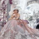 WEDDING BELL(ウェディングベル):【stella de libero(ステラデリベロ)】ローウェスト&エンパイア