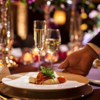ANAクラウンプラザホテル広島:【オススメ!】木もれ陽のチャペルでの模擬挙式×オマール試食♪