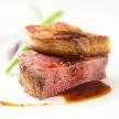 ANAクラウンプラザホテル広島:【初来館におすすめ】牛フィレコース試食×木もれ陽チャペル体験