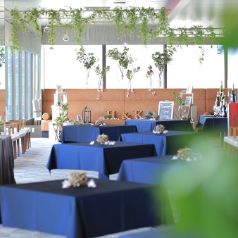 ANAクラウンプラザホテル広島:【1.5次会・会費制・2部制披露宴】ランチ試食×チャペル見学