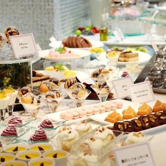 ANAクラウンプラザホテル福岡:【ゆったりランチブッフェ付】平日だけのスペシャルフェア!