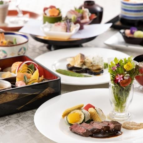 ANAクラウンプラザホテル富山:【限定3組/10品4万相当】国産牛×フォアグラ新フルコース試食