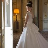 bittersweet(ビタースウィート):【新作】バックスタイルのリボンとショルダーが上品なドレス!