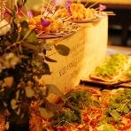 "DINING MUSEUM virdweac:""可愛い""がいっぱい!見た目も味も大満足のパーティ料理【 ウエディング二次会なら栄駅、バードウィークで!】【最低保証料金】土曜日・祝前日¥180,000/日曜日・祝日¥135,000"