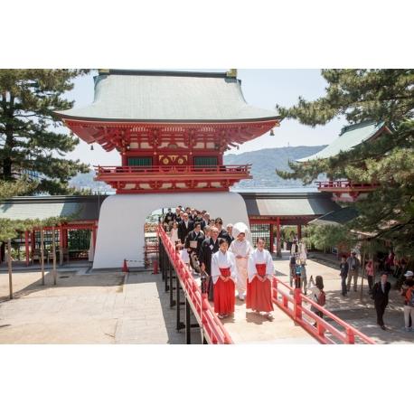 春帆楼(SHUNPANRO):【赤間神宮挙式希望者♪】相談大歓迎☆