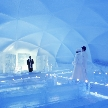 星野リゾート トマム 水の教会:【銀座サロン】北海道Wがわかる!水の教会&氷の教会フェア