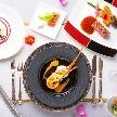 Casa d' Angela ~天使の住処~(カサ・デ・アンジェラ):【プレ花嫁絶賛!】旬の味覚&厳選和牛☆秋のコース試食♪