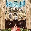 Casa d' Angela ~天使の住処~(カサ・デ・アンジェラ):◆人気NO1◆チャペル生演奏&夏の贅沢試食!憧れ花嫁体験♪