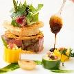 Casa d' Angela ~天使の住処~(カサ・デ・アンジェラ):【お料理重視】絶品牛フィレ贅沢コース♪秋のグルメ試食会