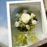 "South Shore(サウスショア):""ずっと残る花束""に直筆メッセージを添えて贈る♪サンクスフラワーフレーム"