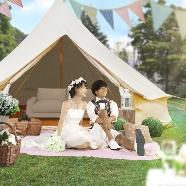 コニストン ガーデン:グランピング wedding!☆相談会☆
