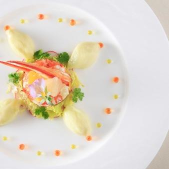 オール・セインツ ウェディング:<料理満足度No1>おもわず笑顔に★シェフ特製美食体験フェア