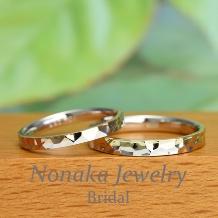 NONAKA JEWELRY(ノナカジュエリー)の婚約指輪&結婚指輪