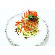 和 de Francaise KUWAHARA Kan:【美食を凝縮】KUWAHARA Kanのスペシャルプレート試食フェア