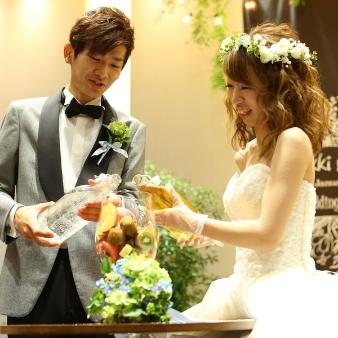 和 de Francaise KUWAHARA Kan:【10名からでも大丈夫!】家族だけの親孝行Wedding