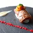 和 de Francaise KUWAHARA Kan:【花嫁必見】KUWAHARA Kanの本格 スペシャルプレート試食フェア