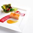 京都ホテルオークラ:【披露宴スタイル】贅沢ウエディングメニューのフルコース試食会
