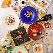 グランドエクシブ那須白河:【人気&支持NO.1フェア】ホテルウエディング美食を無料体験