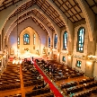 カトリック布池教会内 聖ヨゼフ館:【ステンドグラス×パイプオルガン】海外挙式のような教会を案内